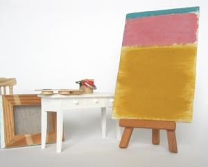 F pouch mini Rothko